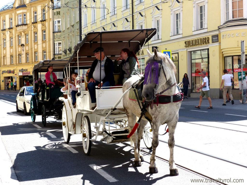 Fiaker Carriage Tours Innsbruck
