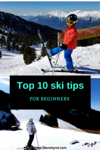 Beginner Ski Tips in Austria