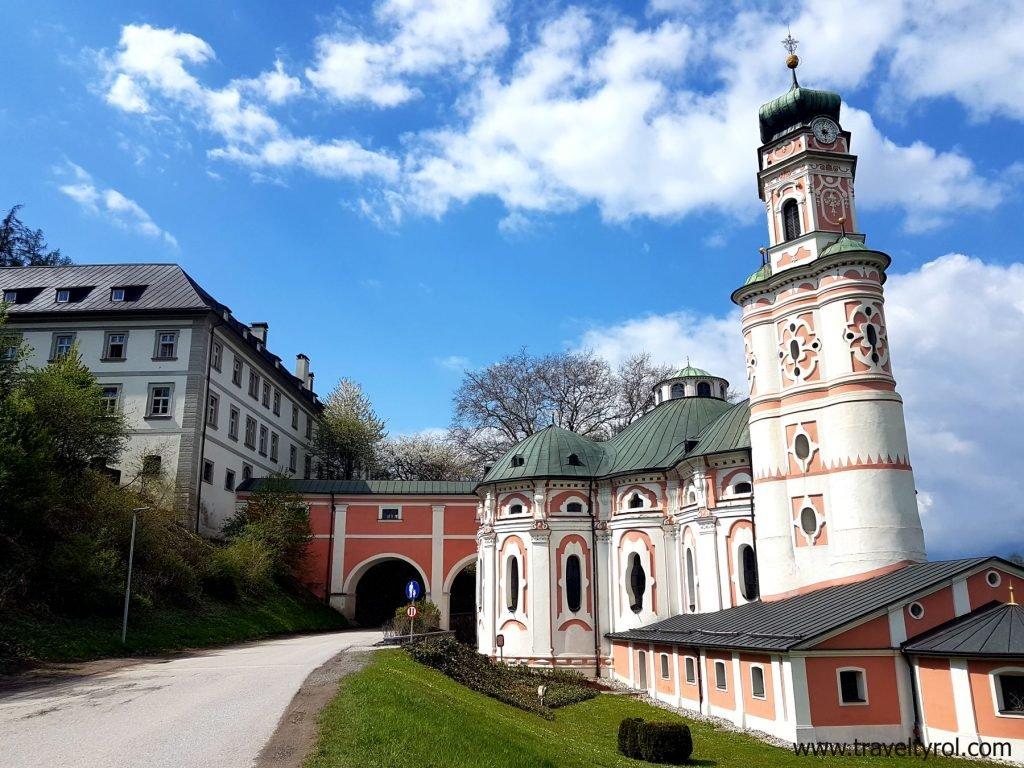 Karlskirche Tyrol Austria