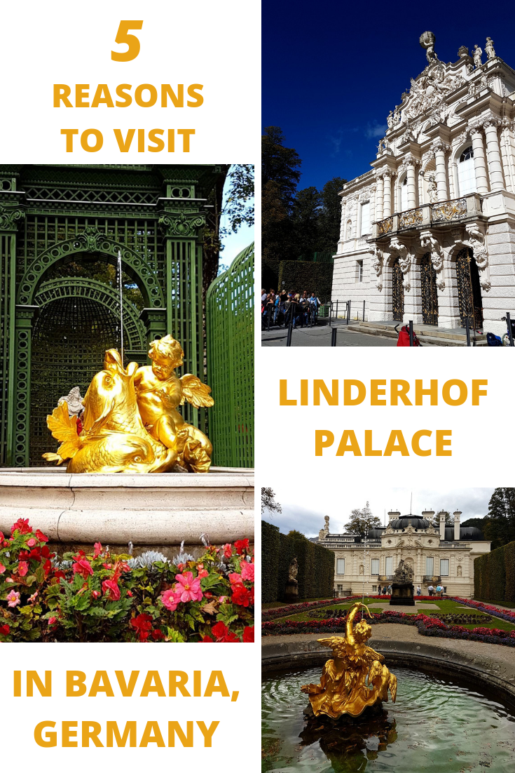 Reasons to visit Linderhof Palace