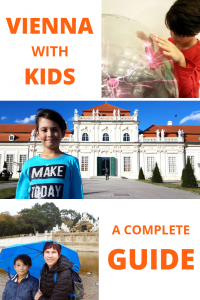 Vienna kids guide