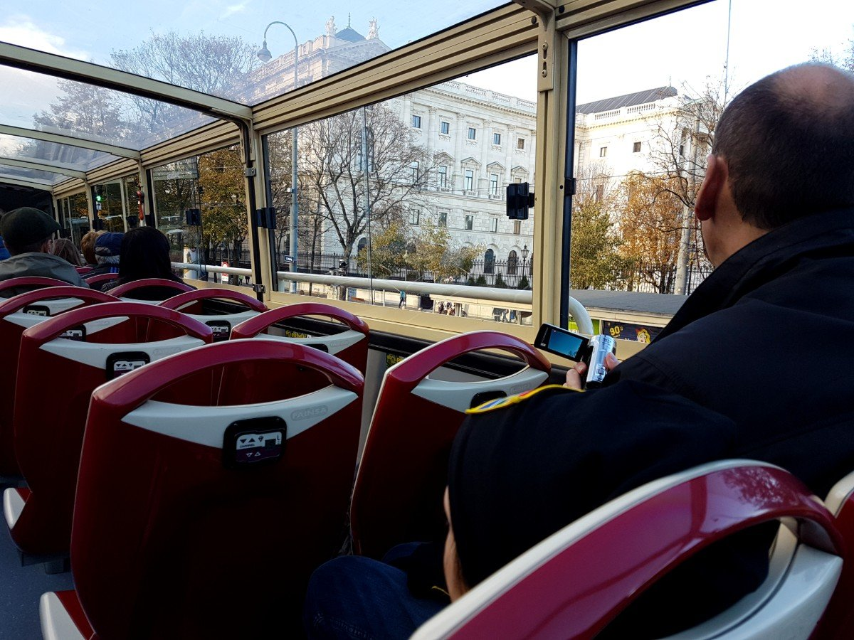 Big Bus Vienna Tours