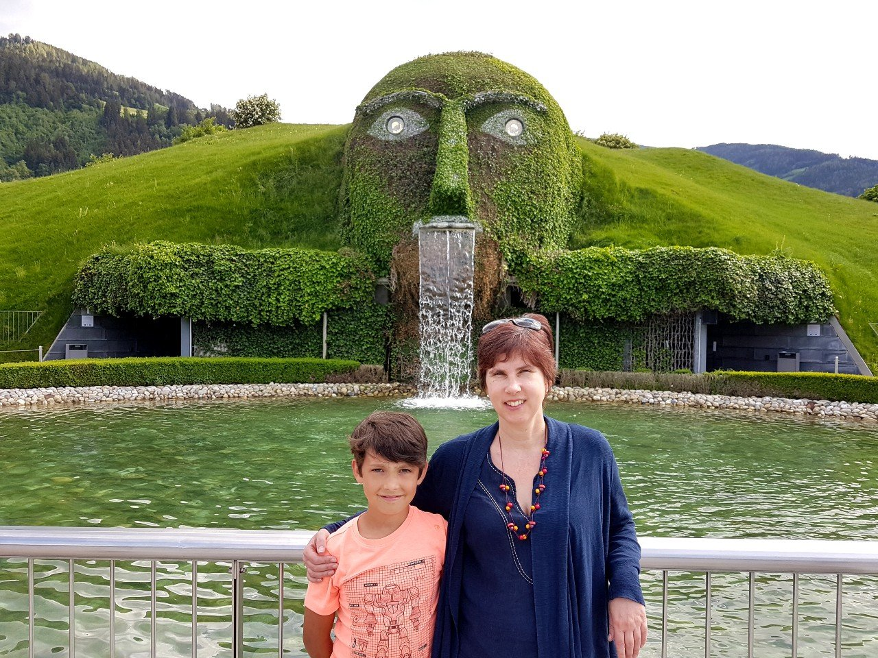 The Swarvoski Crystal Worlds is one of the top tourist attractions near Innsbruck in Austria.