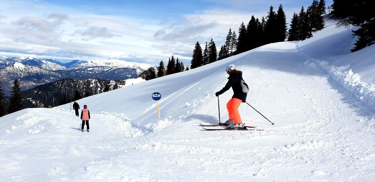 Skiing in Alpbach © Travel Tyrol