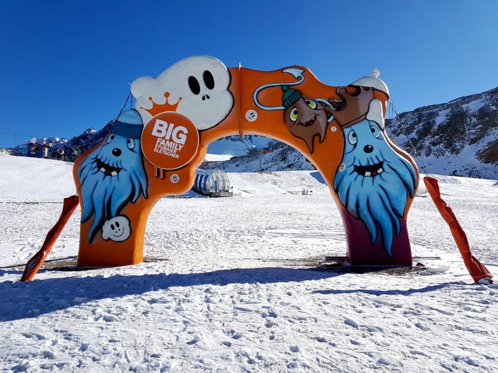 Big Family Ski School Stubai