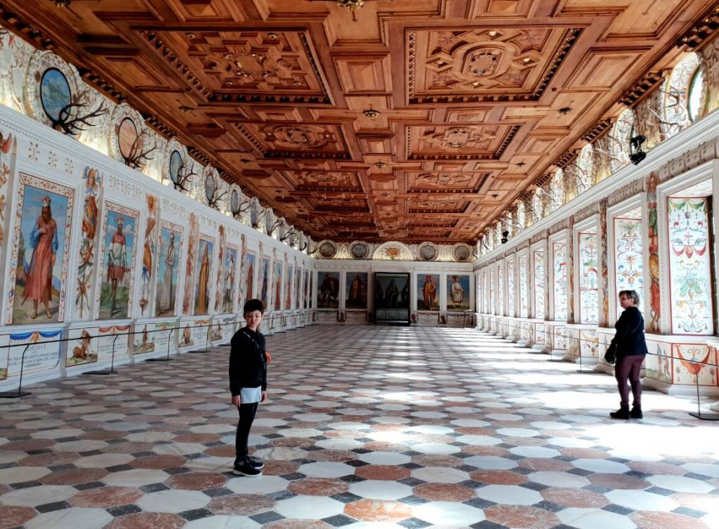 Spanish Hall at Ambras Castle