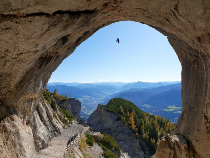 Werfen ice caves mouth