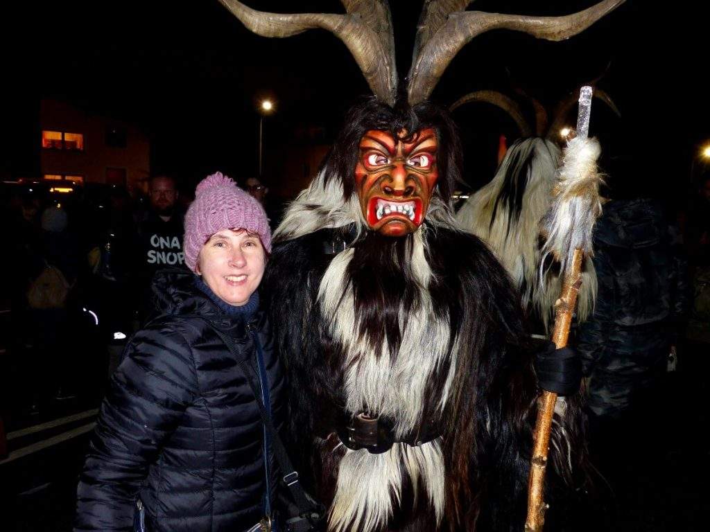 Krampus in Austria