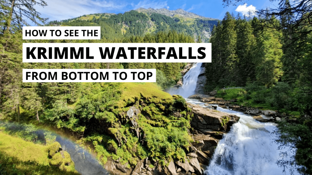Guide to Krimml Waterfalls in Austria