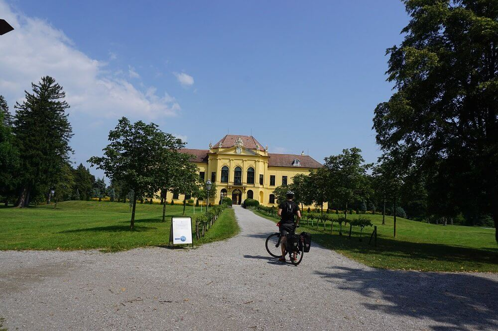 Eckartsau on the Danube is a great day trip from Vienna.